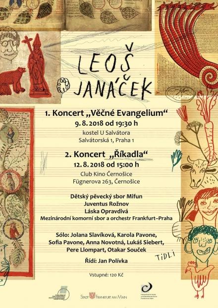 Janáček Koncerty