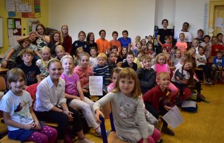 Podzimní workshopy v Černošicích